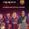 Barcelona ve Oppo'dan 3 Yıllık Anlaşma!