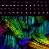 4D Mikroskoptan Alınan İnanılmaz Görüntüler, Moleküler Yapıları Sanata Dönüştürüyor