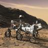 NASA'nın Mars 2020 Aracı, Kızıl Gezegen'de Yaşam İzleri Arayacak