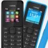 Microsoft'tan 20 Dolara Telefon: Nokia 105