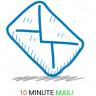 10 Dakika Sonra Silinen E-Posta Adresi Veren Site: 10 Minute Mail