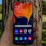 Samsung Galaxy A50'ler, Parmak İzi Konusunda Sorun Yaşıyor