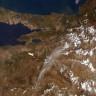 İtalyan Astronot'tan Türkiye'nin Üzerinde Çekilen Fotoğraf