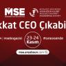 MSE Zirvesi, 23-24 Kasım'da Boğaziçi Üniversitesi'nde
