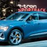 Audi, İkinci Elektrikli Otomobili e-Tron Sportback'i Tanıttı