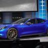 El Yapımı Elektrikli Spor Otomobil 'Karma Revero GTS' Tanıtıldı