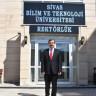 Sivas Bilim ve Teknoloji Üniversitesi, Alanında İlk ve Tek Olacak