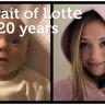 Bir Sanatçının, Kızının 20 Yıldır Çektiği Videolarından Oluşturduğu Kolaj (Video)