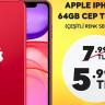 Migros'un 5.999 TL'lik iPhone 11 Kampanyası İçin İlginç Stok İddiası