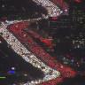 Los Angeles'ta İnanılmaz Boyutlara Ulaşan Trafiğin Havadan Görüntüsü (Video)