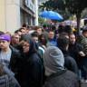 İstanbul'da Cuma İndirimi Kuyruğu: 1500 TL'ye İnen Ayakkabı İçin Saatlerce Beklediler