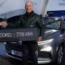 Hidrojenle Çalışan Hyundai Nexo, Tek Depo ile Dünya Mesafe Rekoru Kırdı
