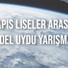 APİS Model Uydu Yarışması İçin Son Başvuru 15 Aralık