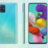 Samsung, Kamera Tasarımıyla Dikkat Çeken Telefonu Galaxy A51'i Duyurdu