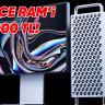 470 Bin TL'lik Apple Mac Pro'nun 1500 GB'lık RAM'i Ne İşe Yarıyor?