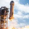 Blue Origin Roketi, Binlerce Çocuktan Gelen Kartpostalı Uzaya Yolladı