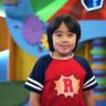 8 Yaşındaki YouTuber'ın Oyuncak Tanıtarak Kazandığı Korkunç Yıllık Gelir