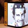 Kardeş Pablo Escobar'ın Ürettiği Katlanabilir Telefon Escobar Fold 1'den Yeni Görüntüler