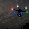 Taksim'de Polisin Uçurduğu Drone'u Jandarma Düşürdü