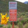 Pokemon Oyuncularının Askeri Tesislere İzinsiz Girmesi Olay Çıkardı