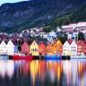Norveç Tarihinin En Sıcak Kışı Yaşanıyor (Normalden 25 Derece Yüksek)