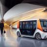 Rinspeed'in Otonom Otomobili Metrosnap, CES 2020'de Görücüye Çıkacak