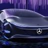 Mercedes, Tasarımıyla Ağzınızı Açık Bıraktıracak Konsept Aracı 'Vision AVTR'yi Tanıttı