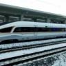 Dünyanın Saatte 350 Kilometre Hızla Gidebilen İlk Sürücüsüz Treni Hizmete Girdi