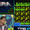 90'lı Yılların Efsane Atari Oyunu Contra'yı Şimdiki Nesil Nasıl Oynar?