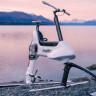 Tasarımıyla Normal Bisikletleri Andıran İlk Elektrikli Deniz Bisikleti: Manta5
