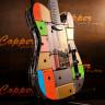 106 Adet iPhone'dan Yapılan Elektro Gitar (Video)