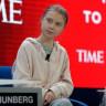 İklim Aktivisti Greta Thunberg, Şimdi de Davos Zirvesi'nde Yargı Dağıttı