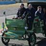 Yerli 'Elektrikli Fayton' Gün Yüzüne Çıktı