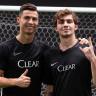 Cristiano Ronaldo, Instagram Hesabından Berkcan Güven'le Fotoğrafını Paylaştı