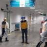 Aksaray'da 9 Çinli İşçi, Corona Virüsü Şüphesiyle Hastaneye Kaldırıldı