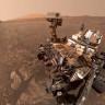 Curiosity Uzay Aracının Mars'taki İlk ve Son Halini Gösteren Fotoğraf Viral Oldu