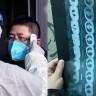 Corona Virüsünün Akciğerlere Verdiği Tahribatı Gösteren Tomografi Filmi