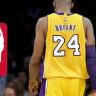NBA Logosunun Kobe Bryant Silüeti ile Değiştirilmesi İçin 2 Milyon İmza Toplandı