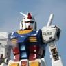 Japonya, 18 Metrelik Yürüyen Bir Gundam Robotu Yapıyor