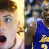 Bir YouTuber'ın Kobe Bryant'ı Telefonla Aradığı Video Tepki Topladı