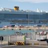 İtalya'da 6 Bine Yakın Yolcu, Corona Virüsü Şüphesi Nedeniyle Gemiden İndirilmiyor