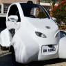 Yavru Vatan KKTC, Yerli Elektrikli Otomobili Da Vinci'yi Tanıttı