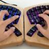 Muhteşem Tasarıma Sahip Bambaşka Bir Klavye: Model 01
