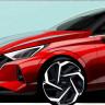 Hyundai, Yeni i20 Modelinin Çizim Görüntülerini Paylaştı