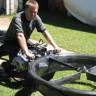 ABD Hava Savunma Bakanlığı İçin Uçan Bisiklet Üretilecek
