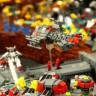 LEGO Kullanılarak StarCraft 2 Haritası Yaptılar