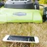 Çim Biçme Makinesiyle iPhone 6'nın Üzerinden Geçilirse Ne Olur?