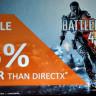 AMD Mantle, DirectX'e Göre %45'e Kadar Hızlı