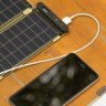 Gücünü Güneş Enerjisinden Alan Kıldan İnce Şarj Cihazı: Solar Paper