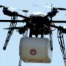 Drone İle Yapılan İlk Yasal Dağıtım Gerçekleşti